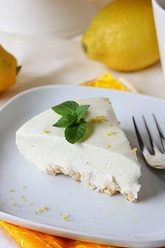 Suklaapossu: Järisyttävän hyvä sitruuna-juustokakku / ilman liivatetta  -- todella hyvää!