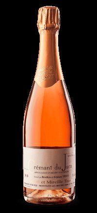 SPARKLING ROSE  |  Tissot Cremant du Jura