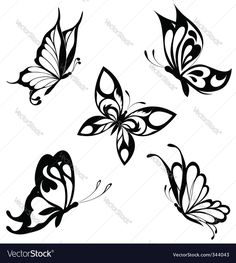 Black butterfly Stock Photos and Images. black butterfly pictures and royalty free photography available to search from over 100 stoc. White Butterfly Tattoo, Butterfly Outline, Butterfly Drawing, Butterfly Tattoo Designs, Butterfly Design, Butterfly Line Art, Butterfly Black And White, Butterfly Pictures, Black Tattoos