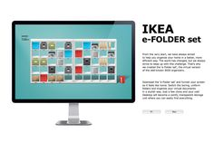 Ikea can now organize your desktop too.