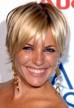 Short Hairstyles For Fine Hairs