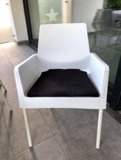 6 X Designer Gartenstühle* Stuhl* Sessel* Weiß* Tisch In Baden Württemberg