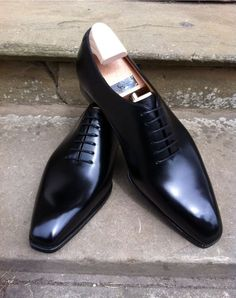 Gaziano & Girling amazing shoes for men 2016 Prom Shoes, Men's Shoes, Shoe Boots, Dress Shoes, Shoes Men, Gentleman Shoes, Simple Shoes, Formal Shoes For Men, Black Formal Shoes