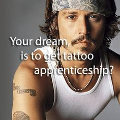 Always wanted to become professional tattoo artist? Begin today!  http://www.whiteinktattooscenter.com/how-to-get-tattoo-apprenticeship-and-become-a-tattoo-artist/