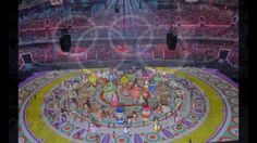 REVIEW Sochi Games Winter Olympics 2014 Opening Ceremony RAW Photos Vlad...