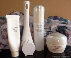 Мой уход с Shiseido. Серия Ibuki + массажно-очищающая щёточка — Отзывы о косметике — Косметиста