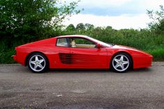 her again 512 TS Ferrari