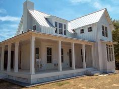 Casas T�picas Americanas Com Varandas!por Dep�sito Santa Mariah