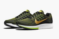 Nike Zoom Structure 'Modern Gold Rush'