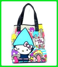 962815df5 Loungefly Hello Kitty Gnome Tote Bag - Top handle bags (*Amazon Partner-Link