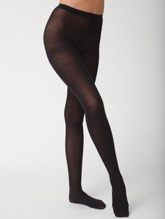American Apparel Micro-Modal Light Weight Opaque Pantyhose X-Small-Black. From #American Apparel. Price: $24.00