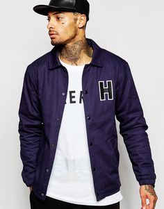 I always need a jacket I can just chuck on over a pair of jeans and a t-shirt. New fav brand 'Heros Heroine' hits the nail on the head with this one!