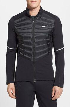 Nike+'Aeroloft'+Down+Running+Jacket