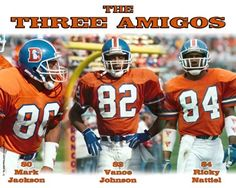 3 Amigos...old school!