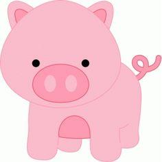 Silhouette Design Store: pig