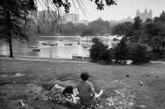 central park 1951
