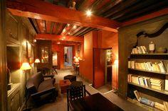 Salons - Hotel de charme 5 étoiles Lyon - Cour des Loges : Hotel 5 étoiles Lyon