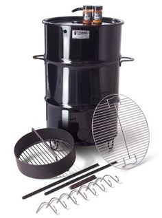 THE PIT BARREL COOKER PACKAGE                                                                                                                                                      More