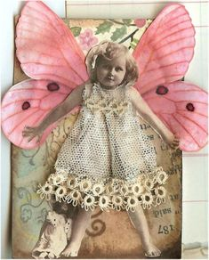 art-e-zine.co.uk featuring Renee's Unique Antique ATCs