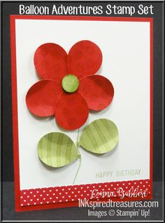 InkspiredTreasures.com » Blog Archive » CCMC Saturday Blog Hop – Red, White & one color