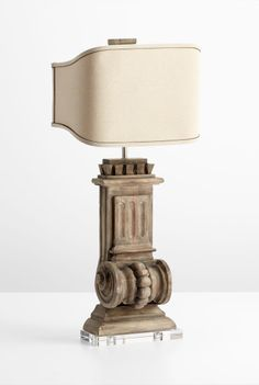 Beale Table Lamp   Pillow Picker $838.00