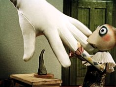 "Jiri Trnka, ""The Hand,"" (1965)  animation still"