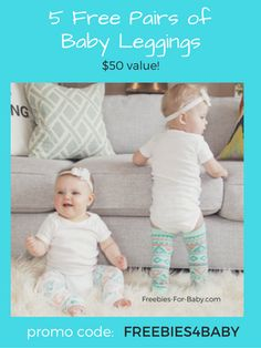 Cute Baby Onesies, Baby Bibs, Free Baby Samples, Baby Freebies, Baby Leg Warmers, Baby Baskets, Trendy Baby Clothes, Baby Slippers, Baby Leggings