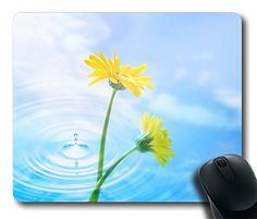 Comfortable Handle Mouse Pad Printed On 2 Flowers Mouse Pad http://www.amazon.com/dp/B00MHDKX2I/ref=cm_sw_r_pi_dp_hEg5tb1TDYXC5