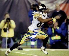 Antwaan Randle El Signed 8x10 Photo #SportsMemorabilia #PittsburghSteelers