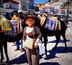 and have lots of donkeys. Lifetime memories are made vacationing in We at Archaeologous love to share our clients joy. Bucket List Holidays, Greece Tours, Greece Vacation, Meeting New People, Day Tours, Greek Islands, Dream Vacations, Santorini, Turkey