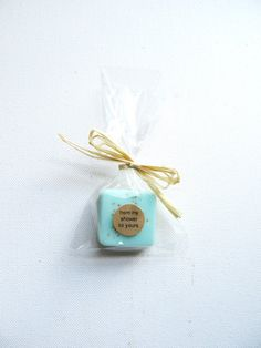 personalized soap favors