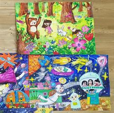 Crayon Drawings, Oil Pastel Drawings, Art Lessons For Kids, Art For Kids, Kid Art, Energy Conservation Poster, Working With Children, Drawing For Kids, Elementary Art
