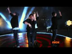 Big Time Rush - Superstar.My heart just stopped.Then it started again,then it exploded.