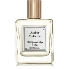 The Perfumer's Story by Azzi Glasser Amber Molecule Eau de Parfum,... (€140) ❤ liked on Polyvore featuring beauty products, fragrance, perfume, makeup, beauty, colorless, filler, eau de parfum perfume, perfume fragrance and eau de perfume
