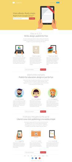 18 Inspiring Flat Design Websites