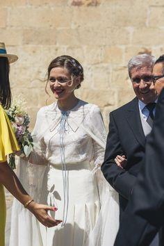 El vestido de Inma © Sergio Cuevas