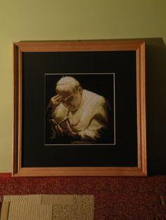 Papież zamyślony