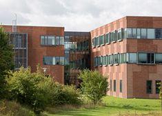 C.F. Møller completes brick Danish Meat Research Institute