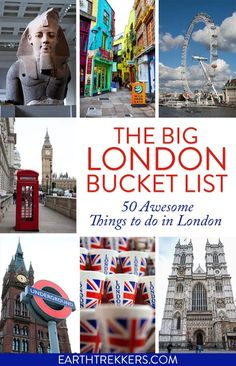 London Bucket List: The Ultimate Guide to the best things to do in the city. Includes Tower of London, the London Eye, Buckingham Palace. Scotland Travel Guide, Europe Travel Tips, Travel Advice, Italy Travel, Travel Guides, London England Travel, London Travel, Tower Of London, Palace London