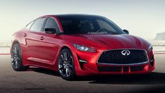 2020 Infiniti Sedan Specs - As a fleet car or a household car, the Toyota Prius Plug In Hybrid has a roomy cabin to fit large households and becau. Infiniti Q50 Red Sport, Infiniti Vehicles, Chevrolet Volt, Best Suv, Suv Models, Car Salesman, Toyota Prius, New Trucks, Future Car