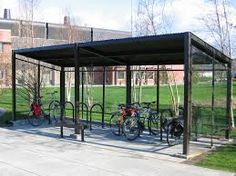 Velodome Shelters offers both secure & standard bike parking shelters and outdoor bike rooms with contactless security and monitoring s/m. http://velodomeshelters.com