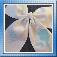 Let it go inspired Elsa bow https://www.facebook.com/pages/Elphabelles-Enchanted-Trinkets/1417792081782148?sk=timeline