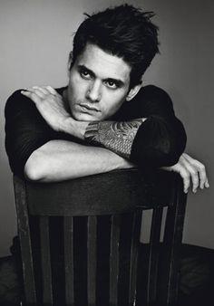 John Mayer. <3