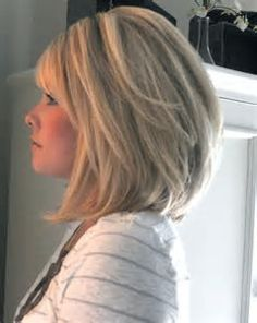 Medium Bob Hairstyles Fascinating 14 Medium Bob Hairstyles For Women Over 50 Pictures  My Style