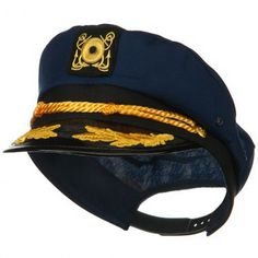 62ee34ef200 SAILOR SHIP YACHT BOAT CAPTAIN HAT NAVY MARINES ADMIRAL CAP HAT ...