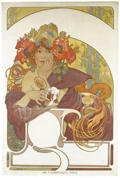 Alphonse Mucha, Master of Art Nouveau | Europeana Blog