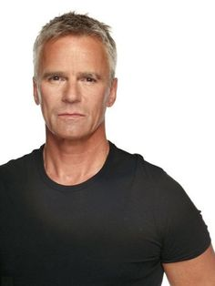 Richard Dean Anderson.  Loved him in MacGyver and Stargate SG-1!