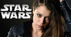 'Star Wars' Spinoff Gets 'Orphan Black' Star Tatiana Maslany? -- A new rumor claims that Tatiana Maslany has been cast in the first 'Star Wars' Spinoff directed by Gareth Edwards. -- http://www.movieweb.com/star-wars-movie-spinoff-cast-tatiana-maslany