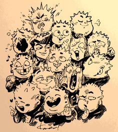 THE BOY! - Shigechi - JJBA - DIU - Gud art - good characters