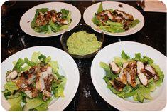 Chicken Pistachio Salad